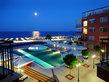 Хотел Хевън - Pool at night