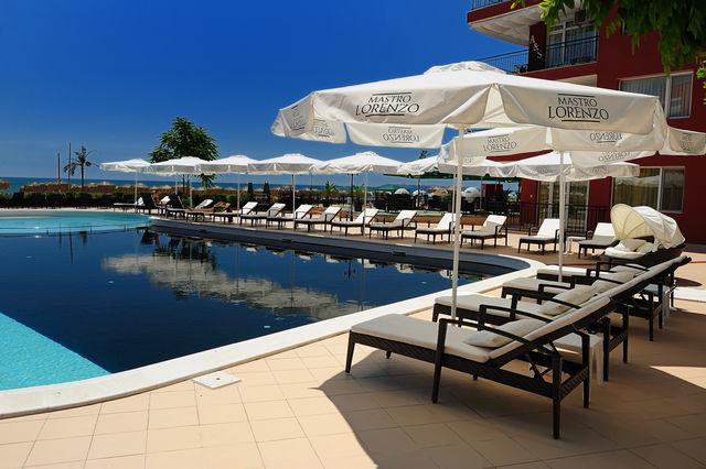 Хотел Хевън - Pool