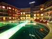 Heaven Hotel - Pool at night