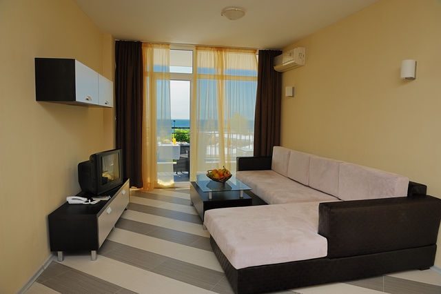 Hotel Heaven - Ultra All Inclusive with Private Beach by Asteri Hotels - One bedroom sea view